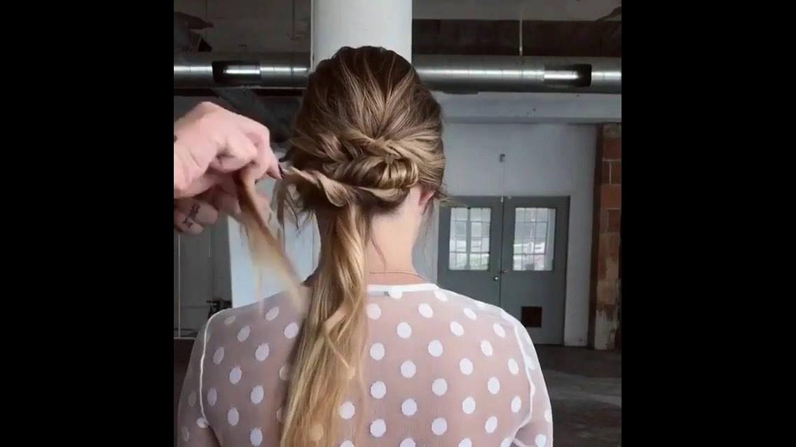 Tutorial de penteado para festas