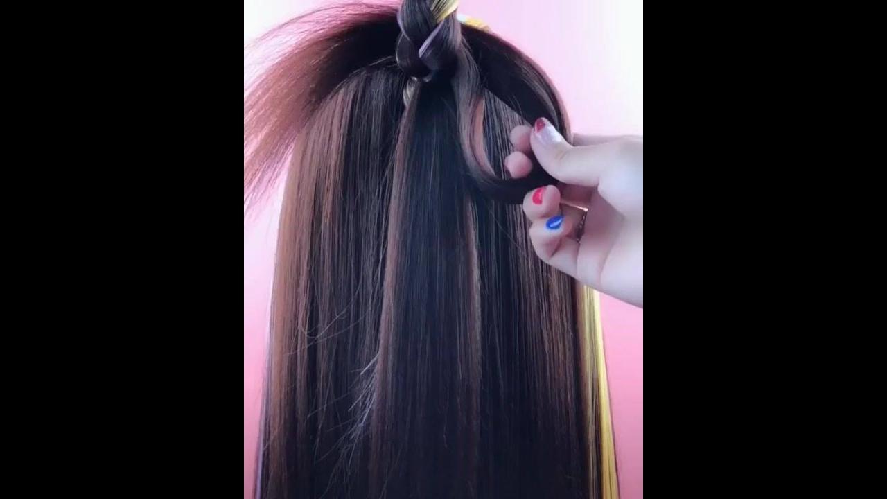 Tutorial de penteado para garotas