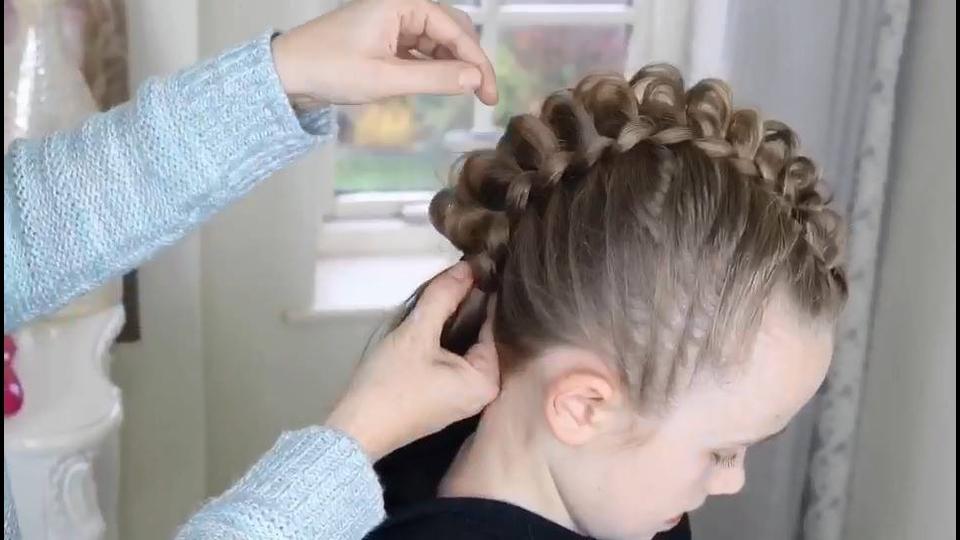 Tutorial de penteado para menias