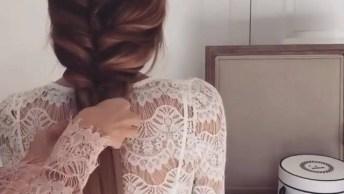 Tutorial De Penteado Para Noivas Com Mega Hair, Vale A Pena Conferir!