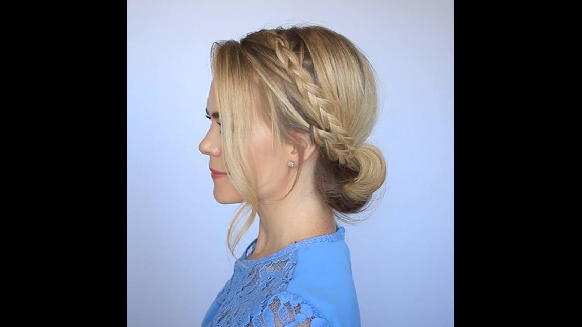 Tutorial de penteados para você fazer sem sair de casa, olha só que lindos!!!