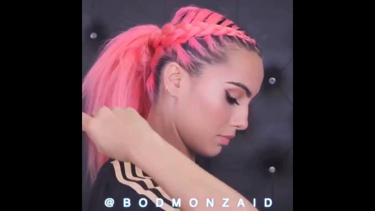Tutorial de penteados para você mesma fazer, olha só que lindos!!!