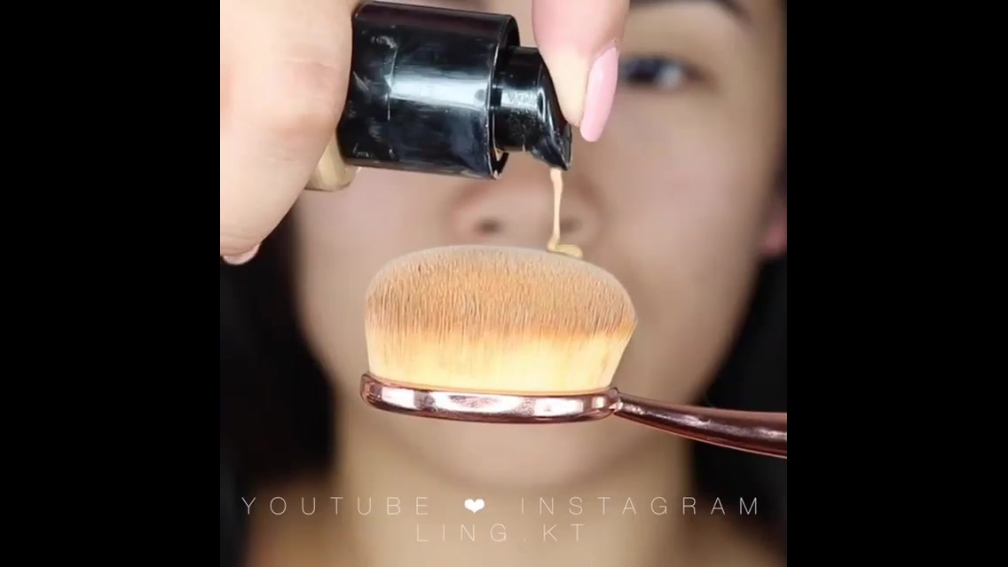 Tutorial engraçado de maquiagem