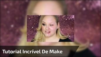 Tutorial Incrível De Maquiagem, Você Vai Amar Os Truques Desse Vídeo!