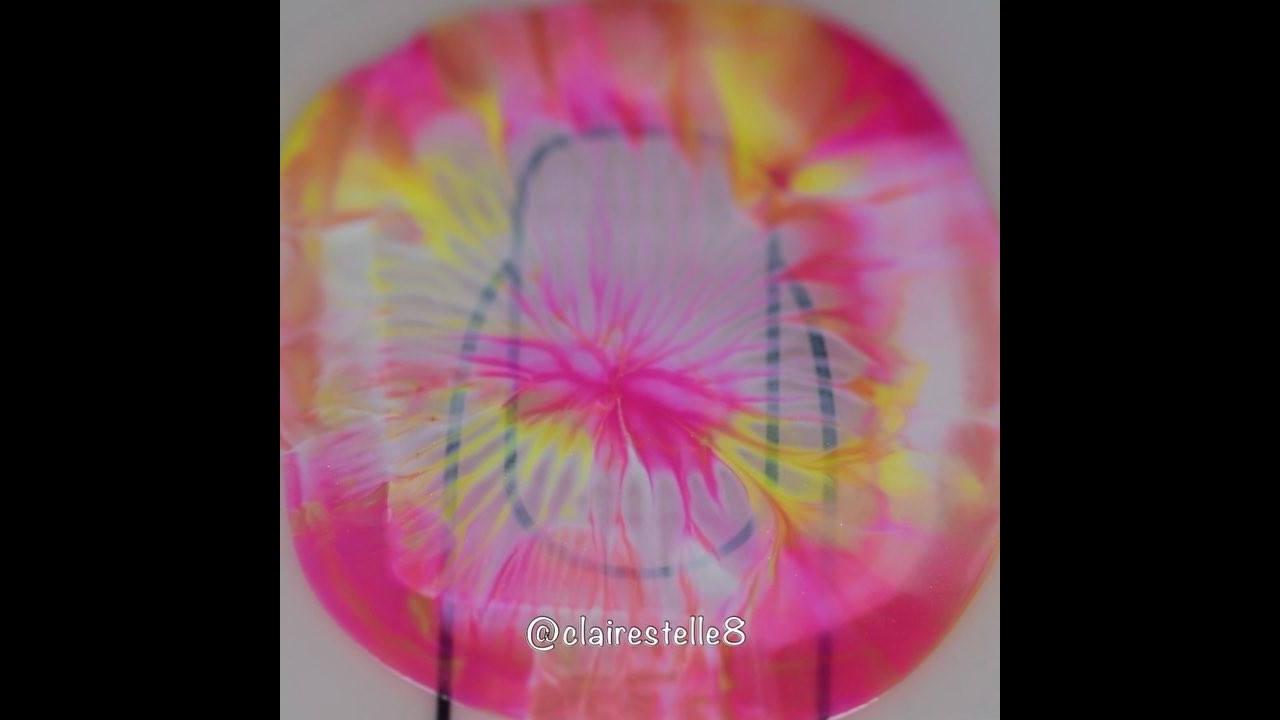 Unha decorada colorida, com flores com Glitter