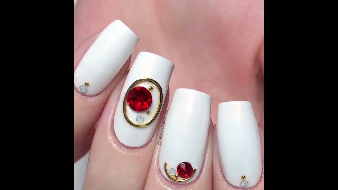 Várias decorações de unhas para você aprender e arrasar sempre