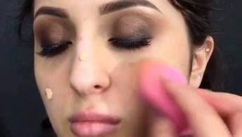 Vídeo Com 3 Inspirações De Maquiagens Para Você Se Apaixonar!