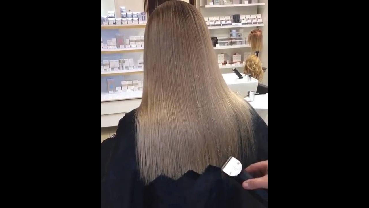 Vídeo com corte de cabelo e matização lindíssima, confira!!!