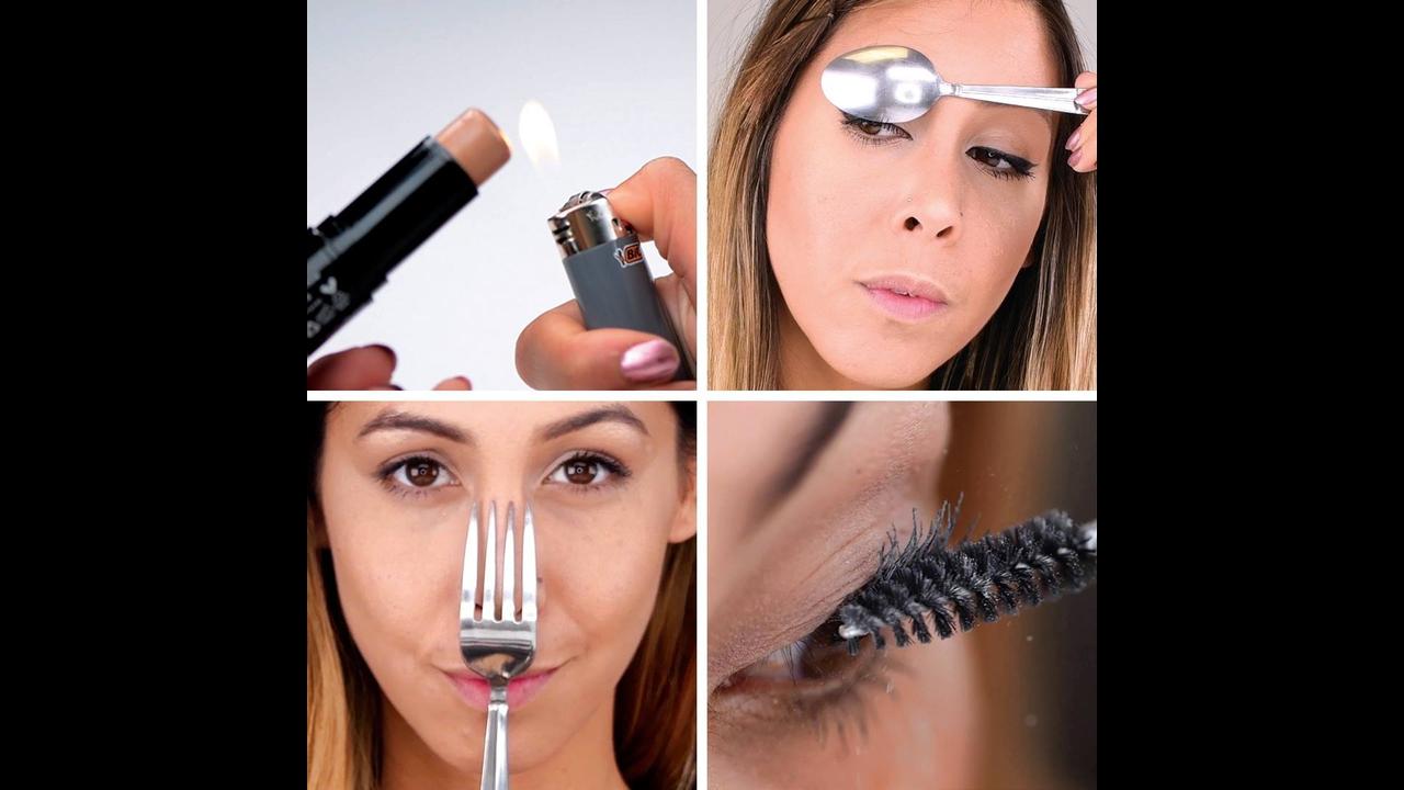 Vídeo com dicas incríveis para você fazer na hora da maquiagem