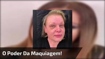 Vídeo Com Duas Transformação Lindas, A Maquiagem É Tudo De Bom!
