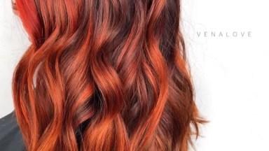 Vídeo Com Fotos De Cabelos Coloridos Para Te Inspirar, É Um Mais Lindo Que Outro