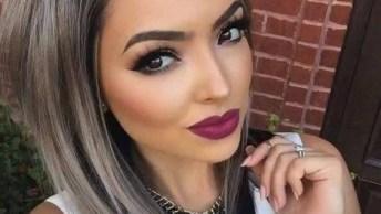Vídeo Com Fotos De Maquiagem Para Te Inspirar! É Uma Mais Bonita Que A Outra!