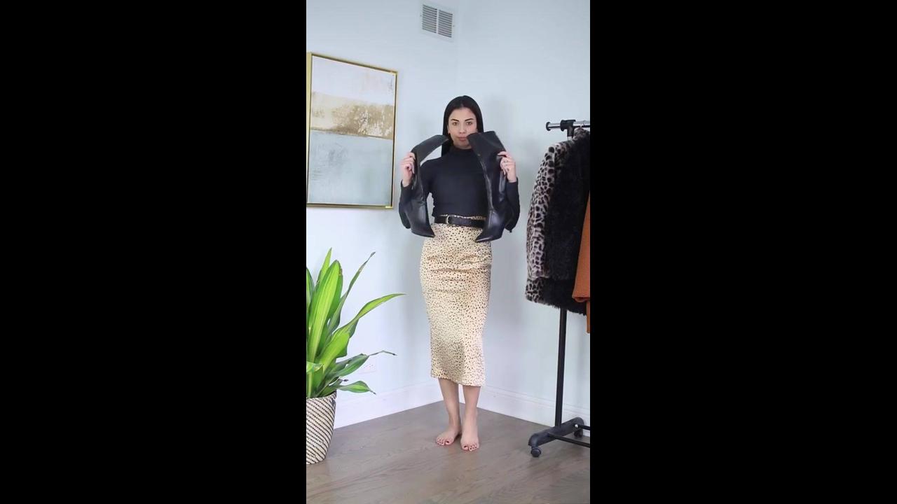 Vídeo com ideias de combinações de roupas para o inverno