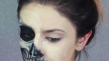 Vídeo Com Ideias De Maquiagem Para O Halloween, Vale A Pena Conferir!