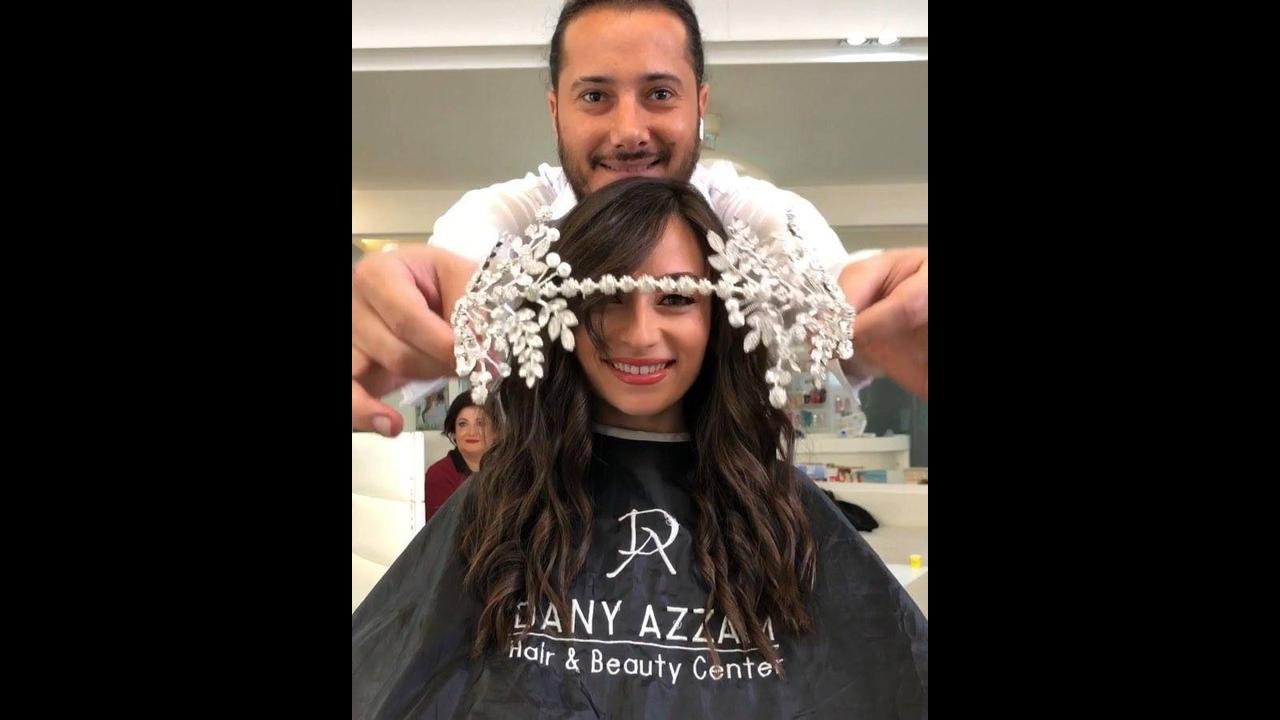 Vídeo com inspiração de penteado para noivas, olha só este topete com coque!!!