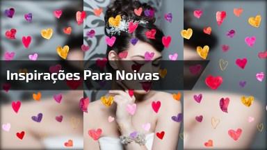 Vídeo Com Inspirações De Penteados Para Noivas, É Só Dar O Play E Escolher!