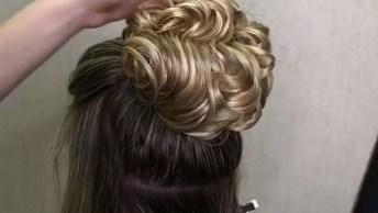 Vídeo Com Inspirações De Penteados Para Noivas, Se Você Esta Á Procura Achou!