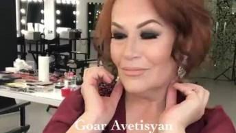 Vídeo Com Linda Transformação, Porque Toda Mulher Merece Uma Linda Maquiagem!