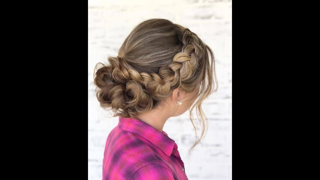 Vídeo com lindas fotos de penteados de cabelos para te inspirar