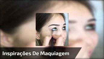 Vídeo Com Lindas Inspirações De Maquiagem, Cada Uma Tem Seu Toque Especial!