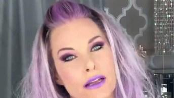 Vídeo Com Maquiagem Em Pele Madura, Porque Maquiagem Não Tem Idade!