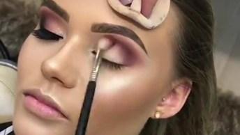 Vídeo Com Maquiagem Para Festa, São Todas Maravilhosas, Você Vai Se Apaixonar!