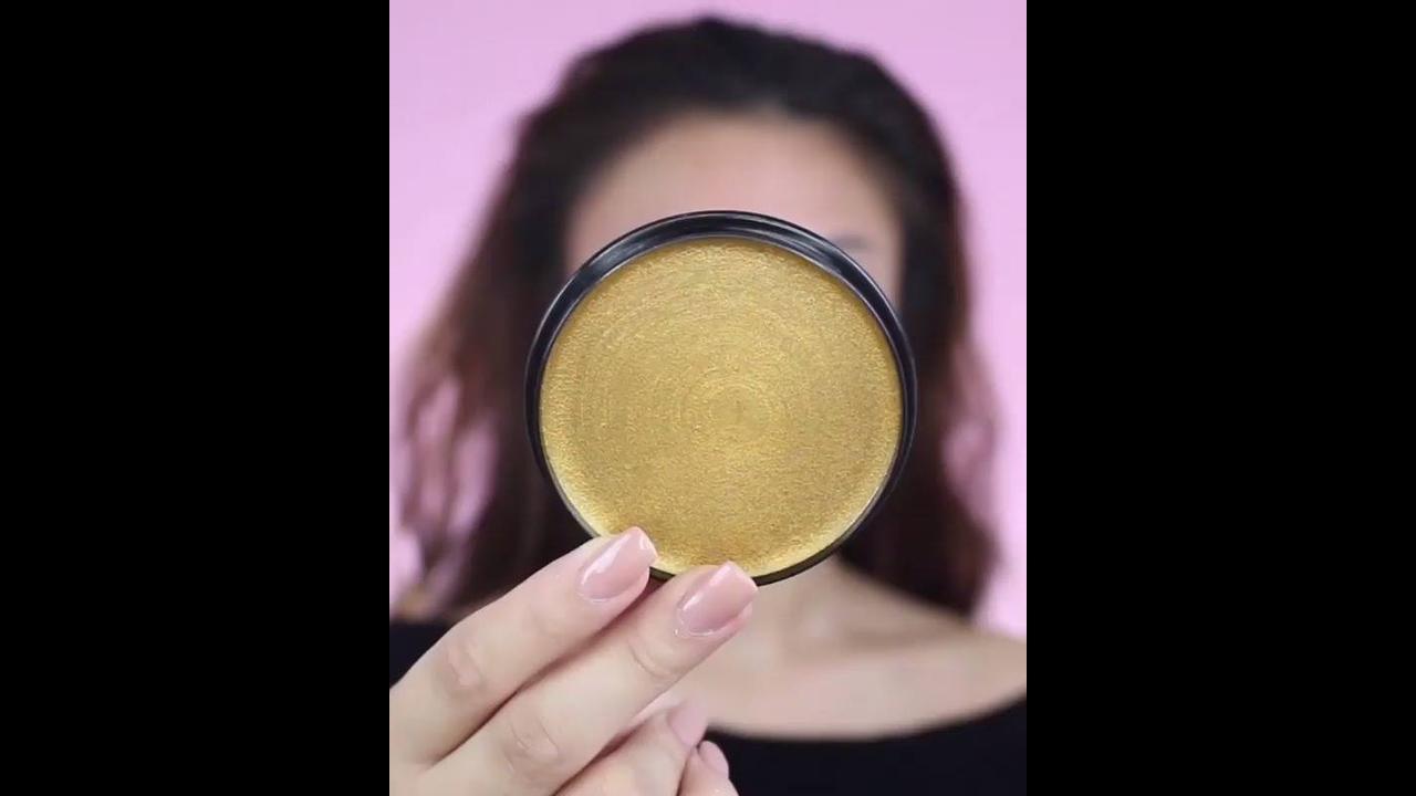 Vídeo com maquiagem para o Halloween