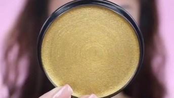 Vídeo Com Maquiagem Para O Halloween, Olha Só Que Arraso!