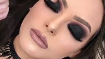 Vídeo Com Maquiagens Para Formandas, É Uma Mais Linda Que A Outra!