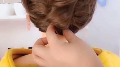 Vídeo Com Passo A Passo De Penteados Para Você Arrasar Com As Clientes!