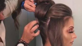 Vídeo Com Penteados Maravilhosos Para Eventos Especiais, Confira!