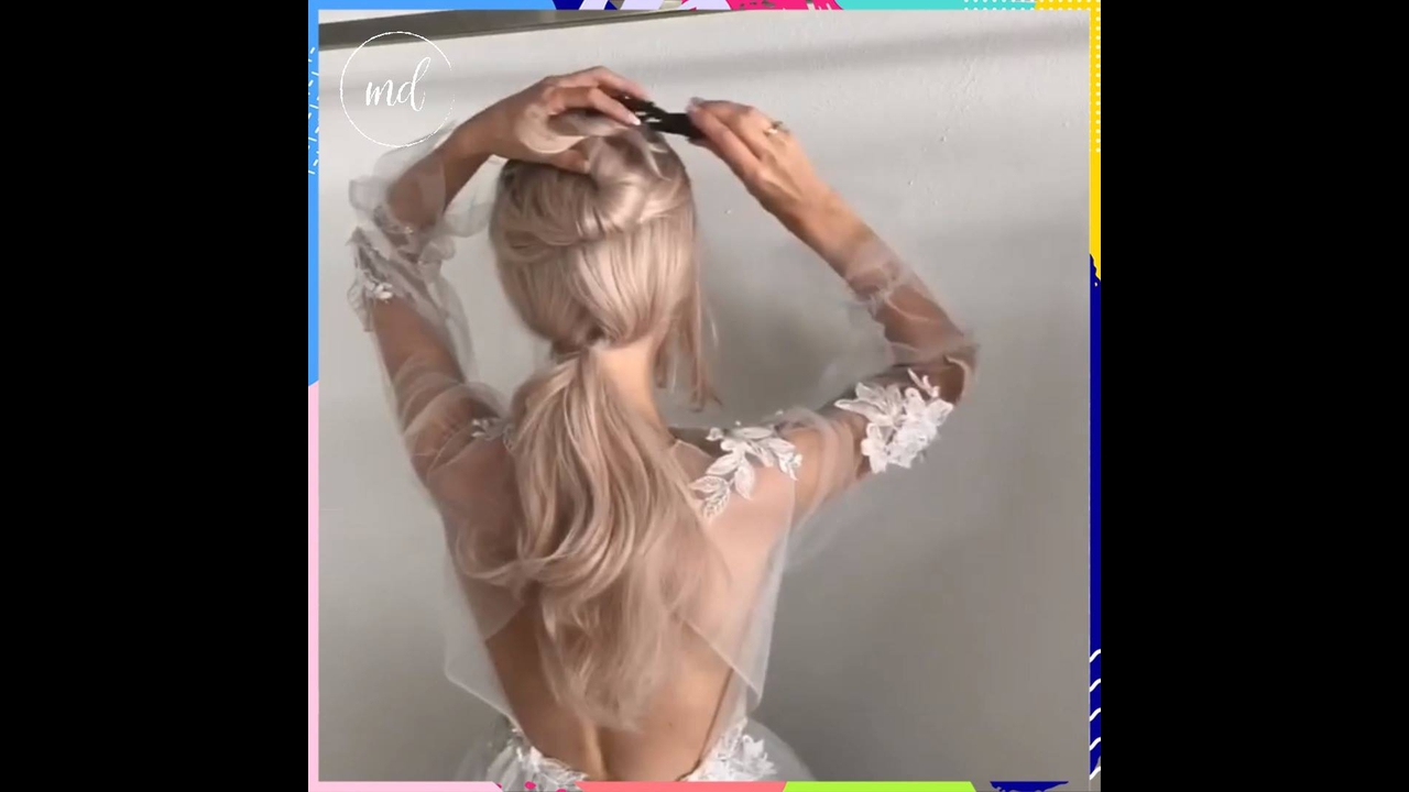Vídeo com penteados maravilhosos para você mesma fazer, vale a pena conferir!!!