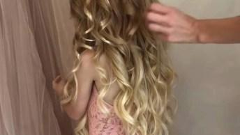 Vídeo Com Penteados Para Garotas, Olha Só Como São Lindos, Elas Vão Amar!