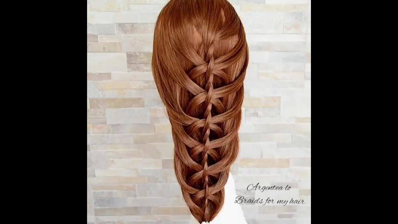 Vídeo com penteados para você mesma fazer em casa