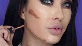 Vídeo Com Preparação De Pele Completa, Se Você Ama Maquiagem Bora Dar O Play!