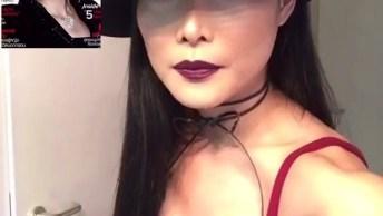 Vídeo Com Transformação Feita Com Maquiagem! Todas As Mulheres São Lindas!