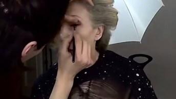Vídeo Com Transformação Incrível! A Maquiagem Só A Beleza Feminina!