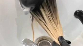 Vídeo Com Transformações De Cabelos Maravilhosas, Vale A Pena Conferir!