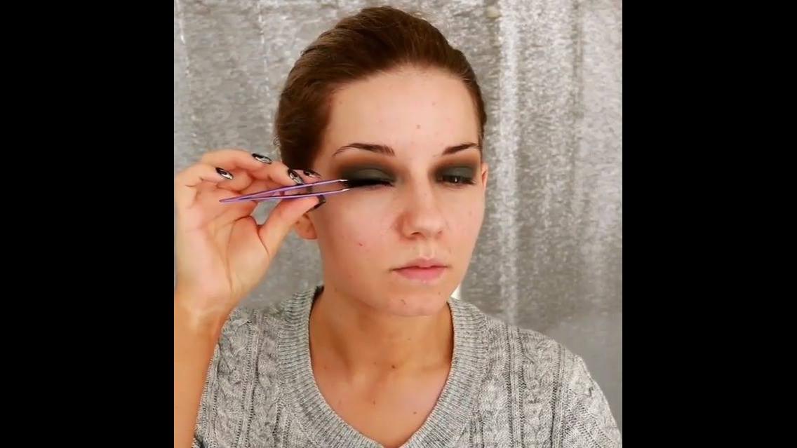 Vídeo com tutoriais de maquiagens maravilhosas