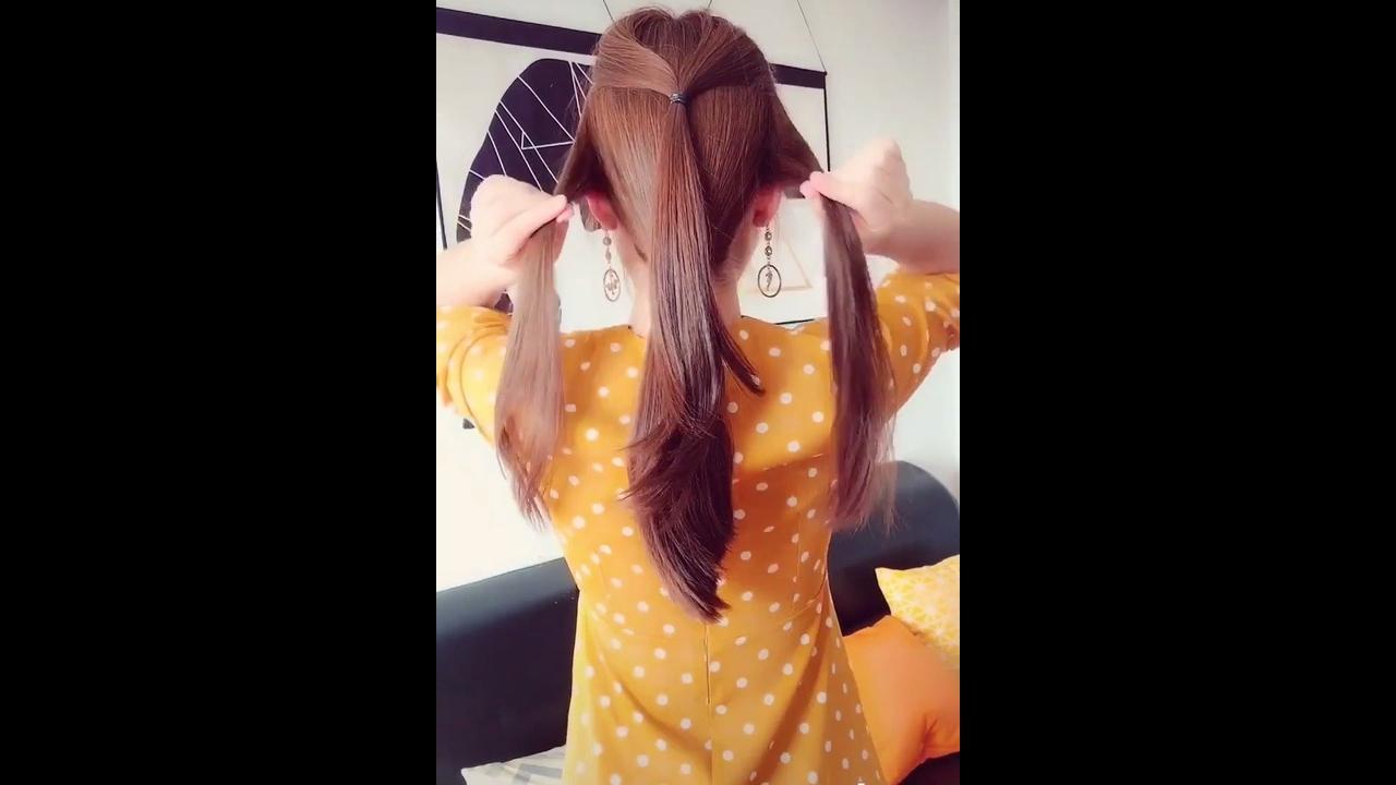 Vídeo com tutoriais de penteado para você mesma fazer, veja que lindo!!!