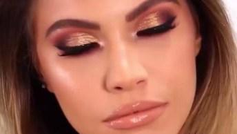 Vídeo Com Várias Inspirações De Maquiagem Para Você Arrasar Por Onde For!
