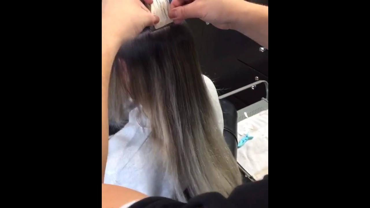Vídeo com várias transformações de cabelos maravilhosas