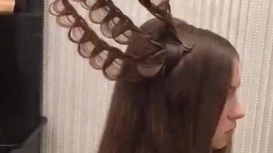 Vídeo Com Vários Inspirações De Penteados Para Você Arrasar Nas Festas!