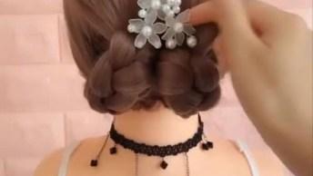 Video Com Vários Penteados Diferentes E Bonitos, Você Vai Amar Todos!