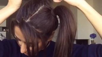 Vídeo Com Vários Tutoriais De Penteados Para Você Mesma Fazer!