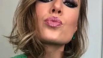 Video De Maquiagem - Os Olhos Esfumados São Perfeitos Para Usar De Noite!