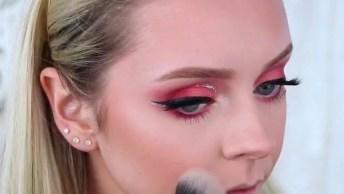 Video De Maquiagem Para Deixar A Pele Perfeita, Confira O Resultado!