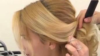 Video De Penteados Sensacionais, Escolha O Que Mais Faz Seu Estilo!