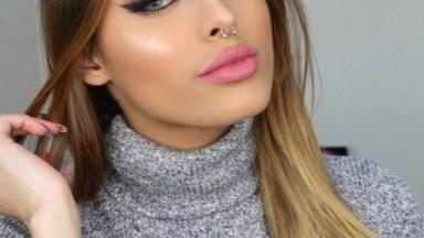 Video Que Mostra Bem A Diferença Do Antes E Depois Da Maquiagem!