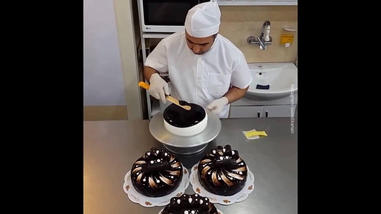 3 Decorações de bolos que ficam incrivelmente lindas